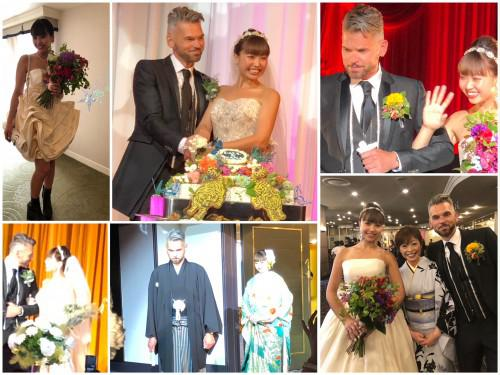 熊本ホテルキャッスルにて結婚式♪