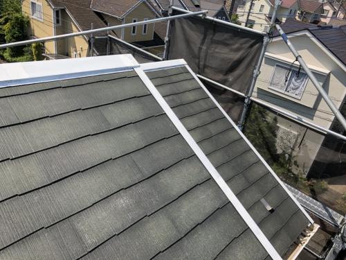 青葉区美しが丘西A様邸屋根外壁塗装工事