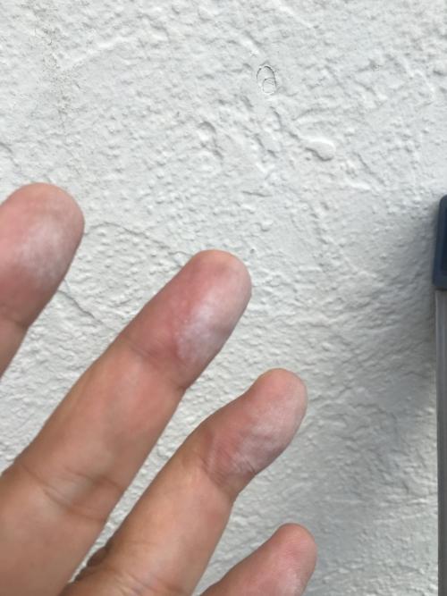 埼玉県久喜市にて外壁塗装見積り点検