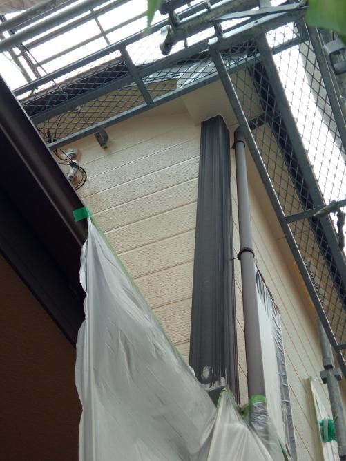 横浜市都筑区O様宅塗装工事