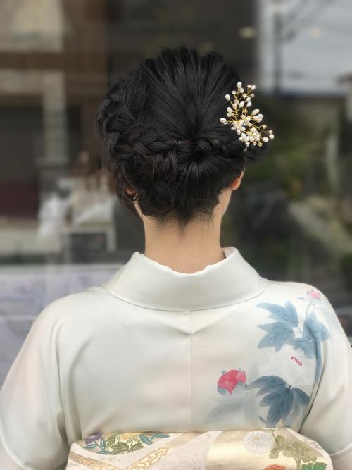 結婚式セット!  調布 国領 美容室 wish