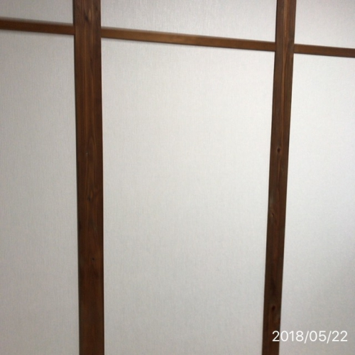 塗りをクロス壁にリフォーム名古屋市北区