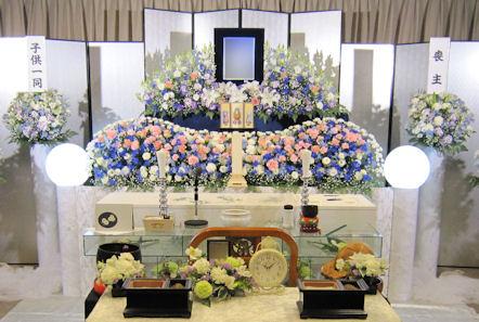 【一般葬 50万円より】東大和市/武蔵村山市/瑞穂周辺対応