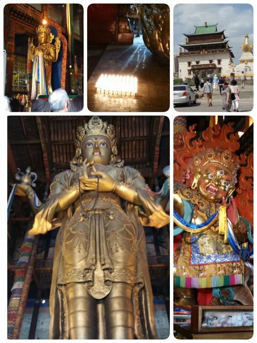 モンゴル寺