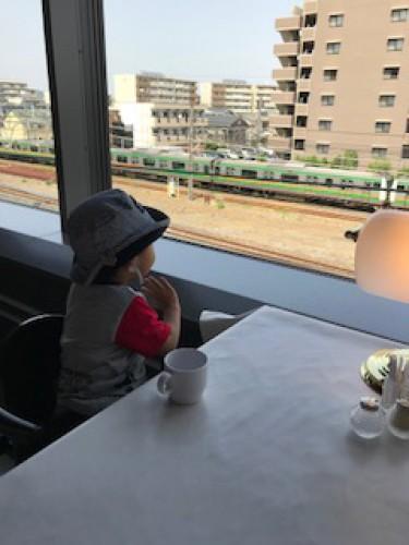 江戸川台の床屋プリンス 連休のお出かけパート3