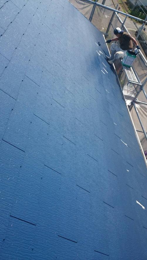 都筑区荏田東S様邸屋根外壁塗装工事