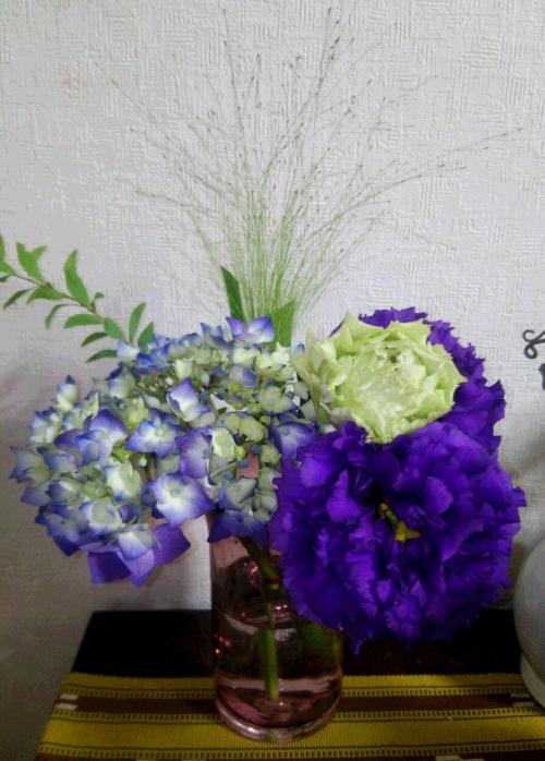 海色の花束