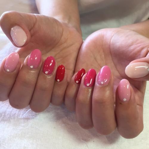 PINK nail ★