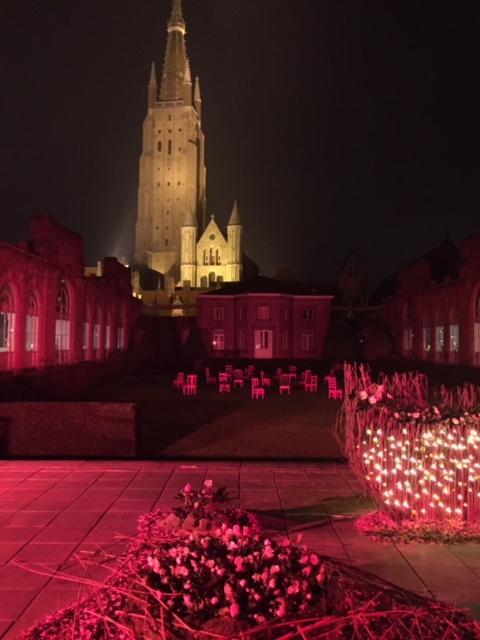 ベルギー研修旅行日程の変更