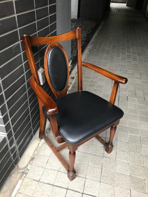 東京都豊島区椅子張り替え