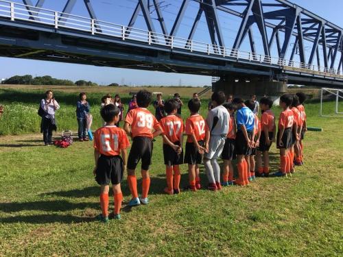 学年別少年サッカー大会高学年の部 県大会出場決定