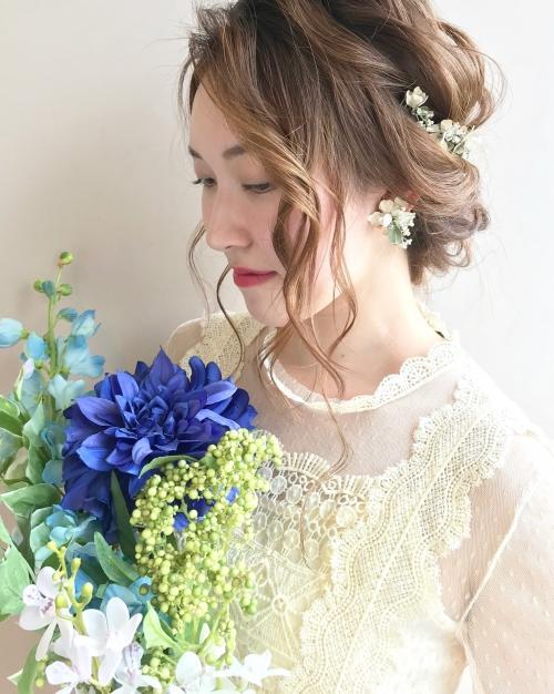 cilsoie  ヘッドドレス ウェディングヘア