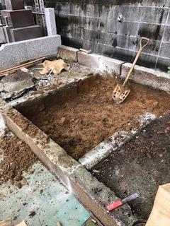 蔵田寺「K」様墓地