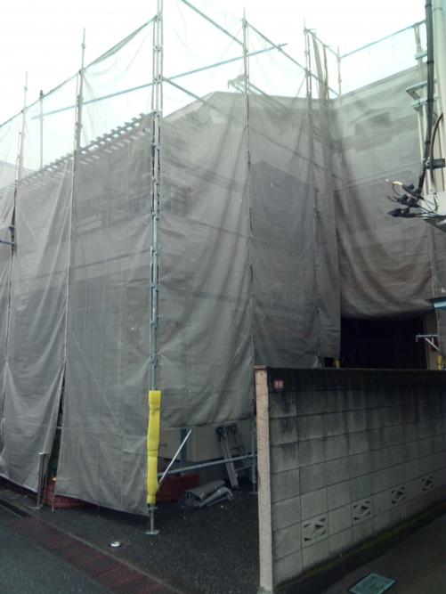 杉並区i様宅塗装工事
