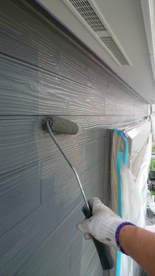 青葉区あかね台K様邸屋根外壁塗装工事