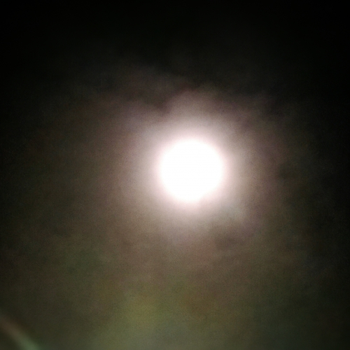 6月の満月!