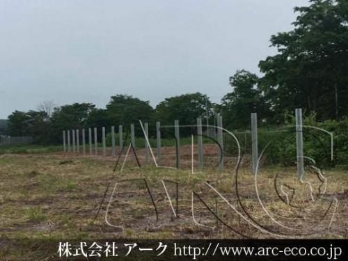 「森町」工事中太陽光発電現場情報を更新!