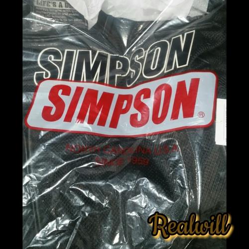 シンプソンのメッシュジャケット入荷しました。