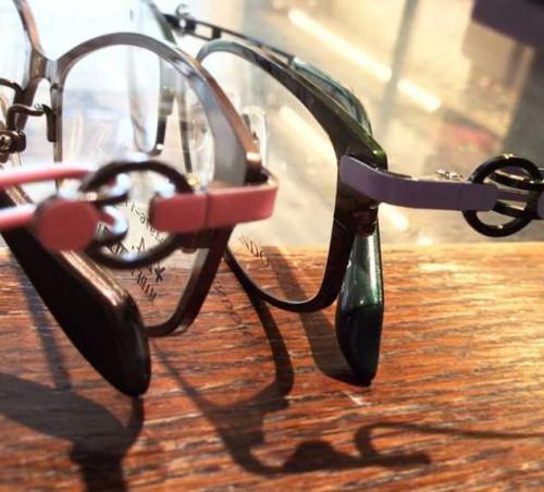 メガネもメンテが必要です。