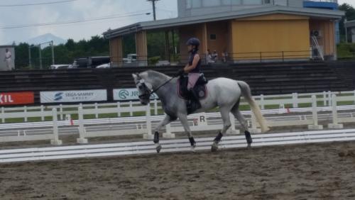 第70回 全日本馬場馬術大会2018 Part2