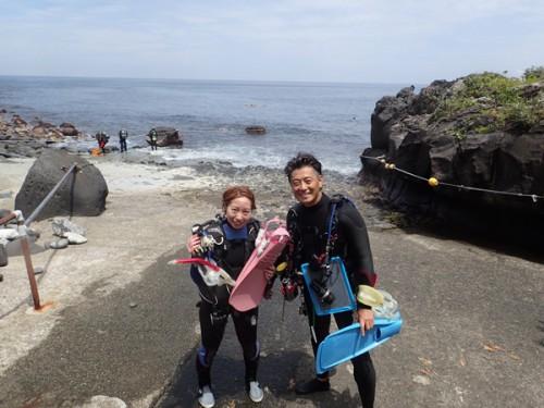 7/13(金) 伊豆海洋公園:海洋実習