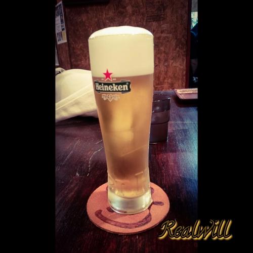 ビール祭り〜ジ リアルミート〜生ビール