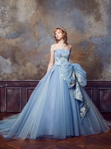 茨城おすすめのウエディングドレス、有名ブランドの新作もご用意