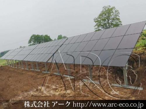 [佐呂間町」工事中太陽光発電現場情報を更新!