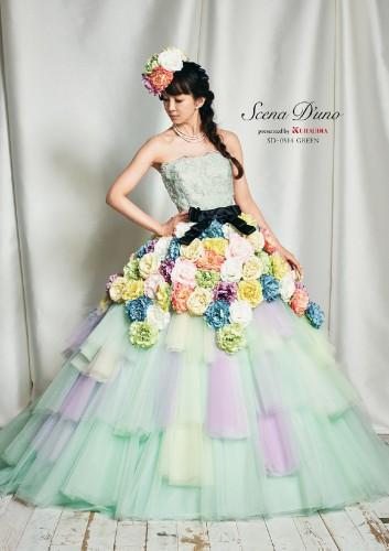 東京ジルスチュアートのウエディングドレスをレンタルするなら
