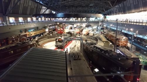 鉄道博物館  てっぱく