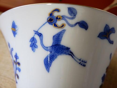 本景徳鎮ホンハイの天平文馬蹄杯、単品をヤフオク出品中。