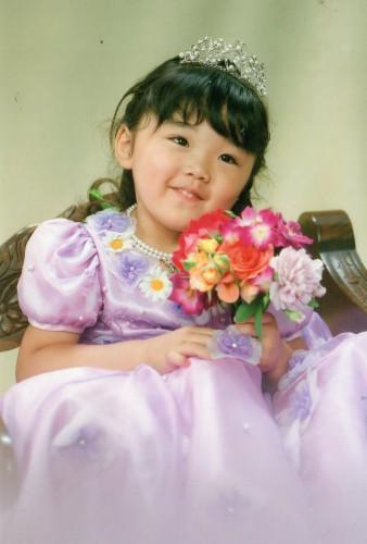 お誕生日:あと二つ寝ると4歳!可愛かったです!