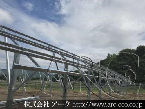 [新ひだか町」工事中太陽光発電現場情報を更新!
