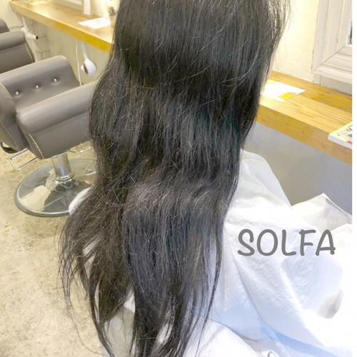 SOLFAでヘアドネーション☆