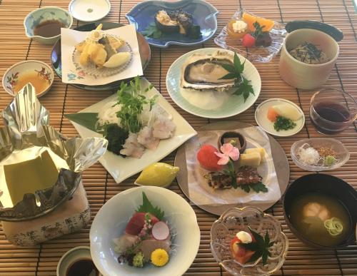 期間限定季節のコース「涼味薫る膳」もうすぐ終了!