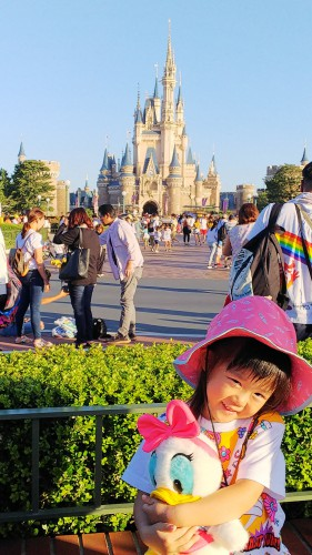 今年も~夏休みの終わりに旅行へ!! 前編(夢と魔法の国)
