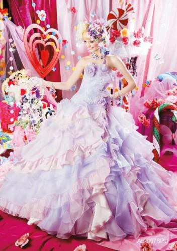 茨城流行ブランドのウエディングドレスをレンタルするなら