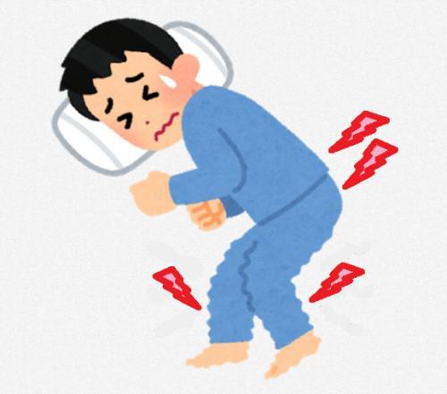 足がしびれる腰痛は・・・
