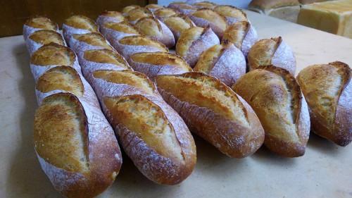 バゲット(フランスパン)に込める想いを語ります(>_<)
