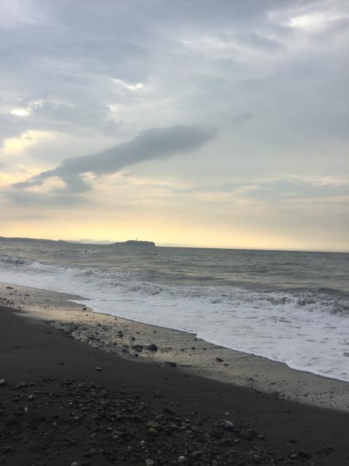 茅ヶ崎海江の島