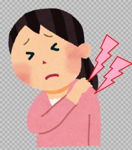 頭痛のする肩こり・首こり
