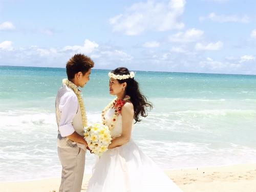 海外挙式花嫁❣️