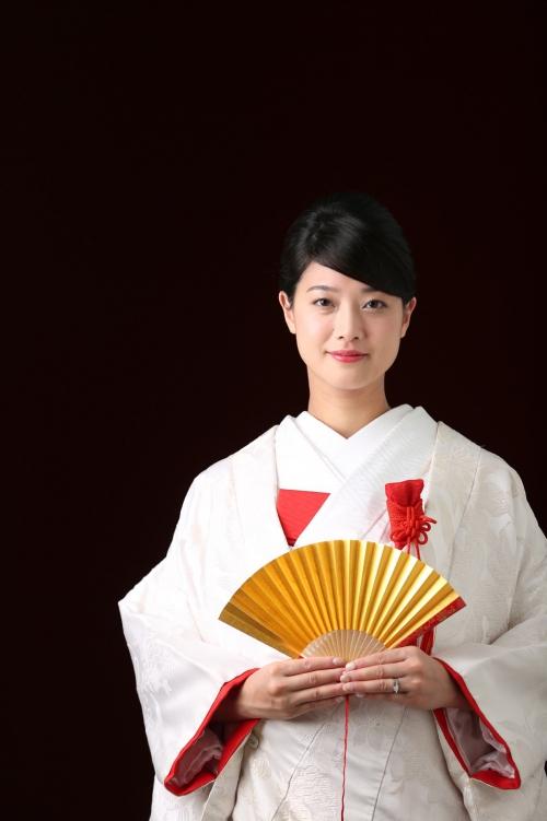 日本の和装花嫁