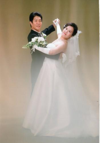 結婚写真和装洋装:素敵に撮って頂き有難うございます!