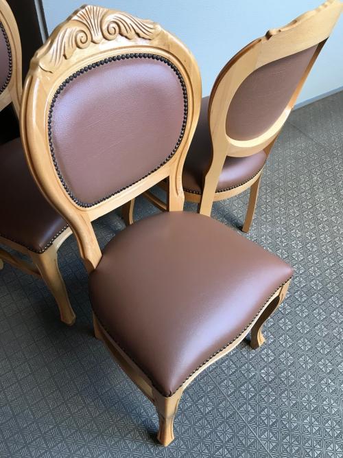 東京都 中野区  椅子張り替え