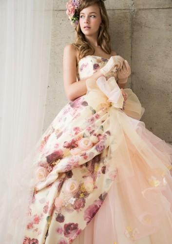 東京kiyokohataのブライダルドレスをレンタルするなら