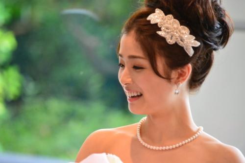 きれいな花嫁