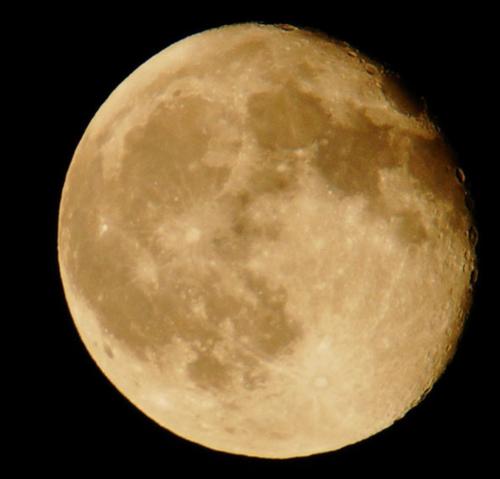 今日は、満月です!