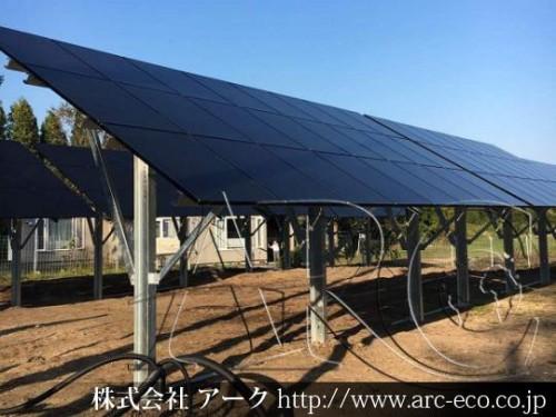 「安平町」工事中太陽光発電現場情報を更新!