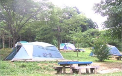 秋冬キャンプ